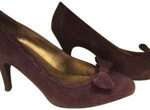 Naturalizer Plum Pumps