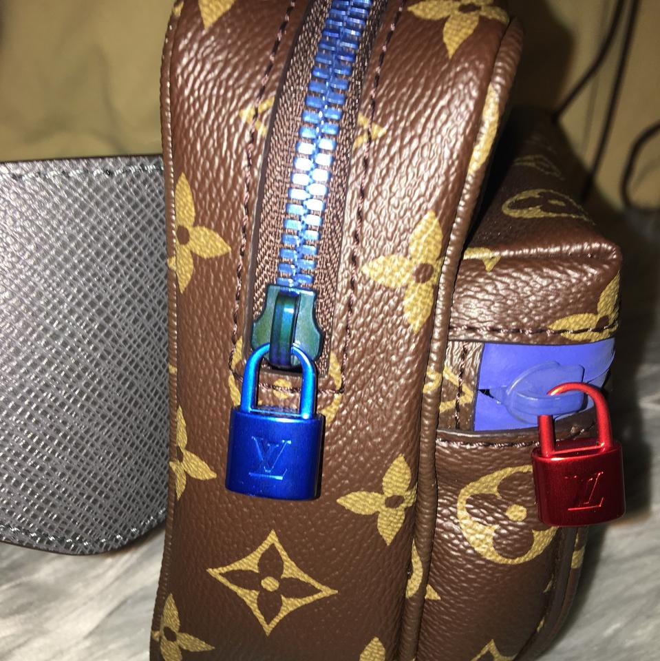 afcc820b9129 Louis Vuitton Bumbag Outdoor Pacific Blue Fanny Pack Belt Backpack - Tradesy