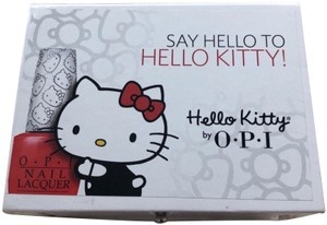 OPI OPI Hello Kitty Limited Edition Nail Polish Set