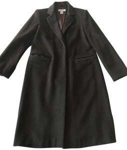 Brooks Brothers Wool Winter Trench Coat