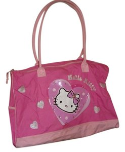 Other pink Travel Bag