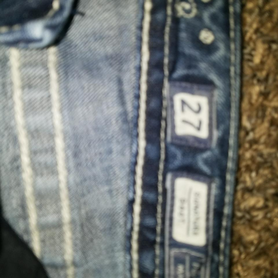 2aeb71ed6fe3c4 Miss Me Embroidered Misses Date Night Night Out Boot Cut Jeans-Medium Wash  Image 5. 123456