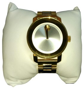 Movado Movado two tone bold women's watch