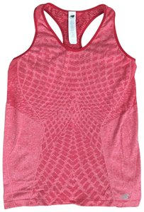 New Balance New Balance Women's Red M4m Seamless Tank Top