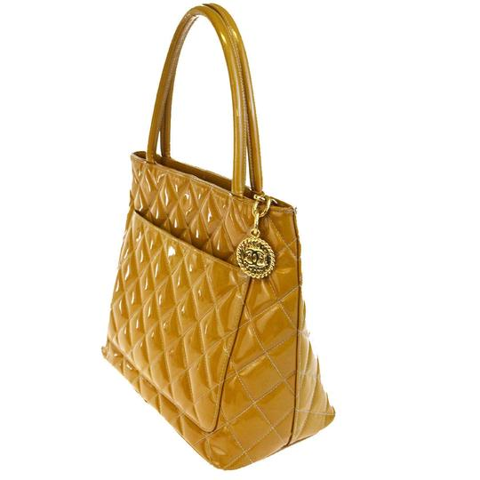 Chanel Made In France Tote in Yellow