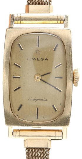 Preload https://img-static.tradesy.com/item/23350711/omega-gold-vintage-ladymatic-ladies-14k-watch-0-3-540-540.jpg