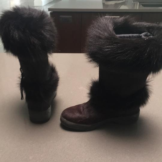 Tecnica brown Boots