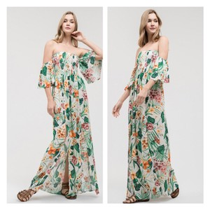 Maxi Dress by Blu Pepper