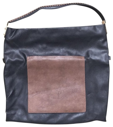 Preload https://img-static.tradesy.com/item/23350962/urban-expressions-black-and-brown-with-gold-hardware-hobo-bag-0-1-540-540.jpg