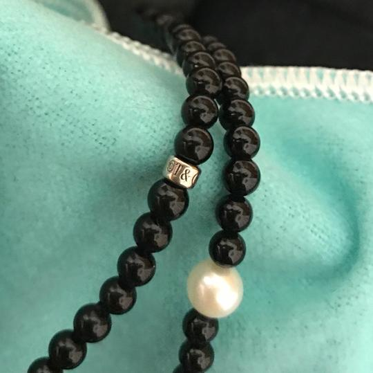 Tiffany & Co. Tiffany & Co. Ziegfeld Collection Black Onyx Tassel Necklace 33