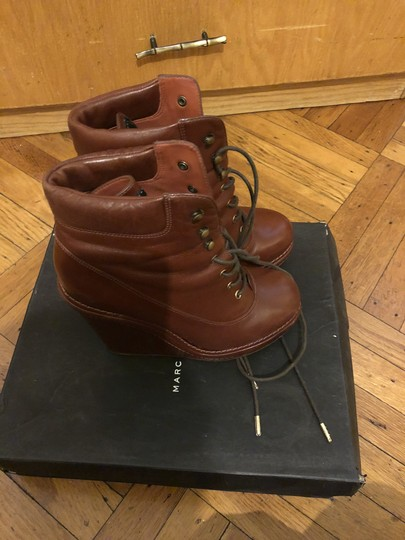 Marc by Marc Jacobs Brick Boots
