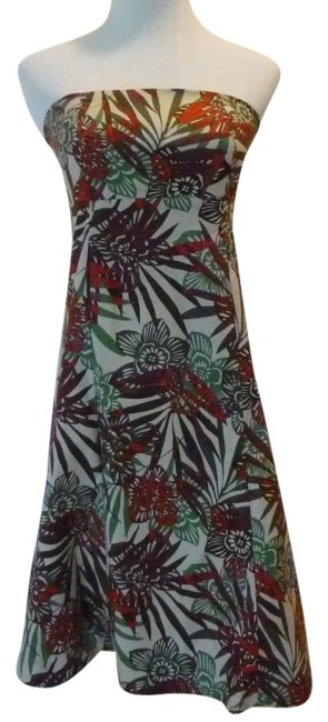 Preload https://img-static.tradesy.com/item/23351186/gap-multi-color-a-line-strapless-floral-print-stretch-summer-short-casual-dress-size-4-s-0-1-650-650.jpg