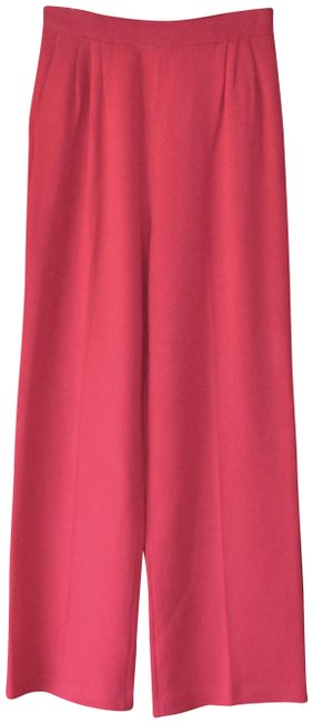 Preload https://img-static.tradesy.com/item/23351189/st-john-red-collection-loose-fit-knit-pants-size-2-xs-26-0-1-650-650.jpg