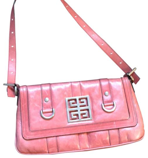 Preload https://img-static.tradesy.com/item/23351216/givenchy-pink-leather-clutch-0-1-540-540.jpg