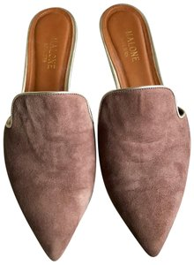 Malone Souliers Neutral Mules