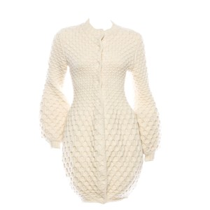 Alexander McQueen Coat Cardigan Dress Pumps Sweater