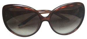 Dior Dior brown tortoise shell sunglasses