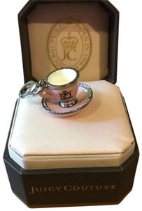 Juicy Couture NEW JUICY COUTURE SILVER TEA CUP CHARM!!