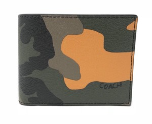 Coach F32438 Coach Camo 3-IN-1 ID Wallet