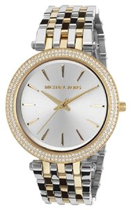 Michael Kors Darci Two Tones Bracelet Mk3215 Watch