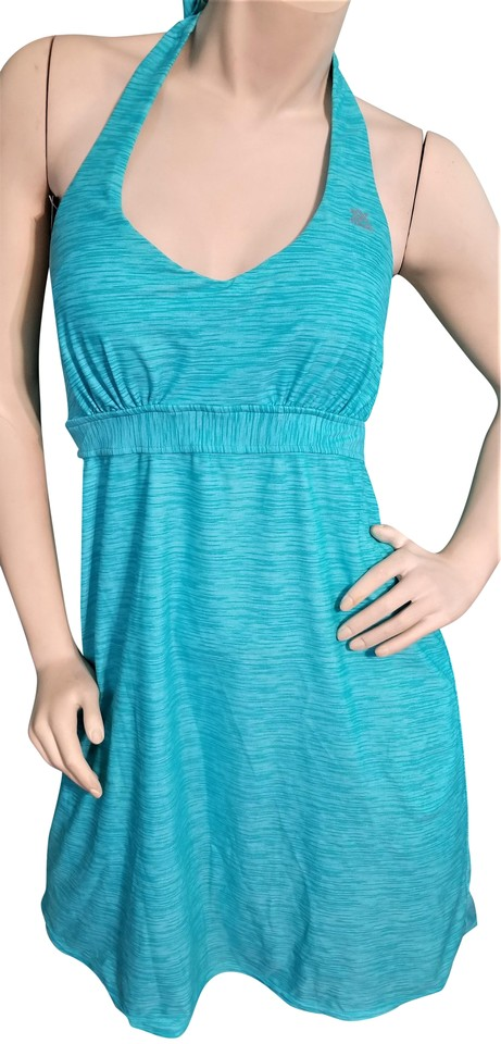 Zeroxposur Teal Dress Cover Up Sarong Size 14 L Tradesy