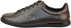 Gucci Sneaker Running Tennis Lace Brown Athletic