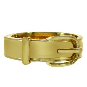 83cbdc5f1 Herm?s HERMES Belt Buckle Scarf Ring Made In France Gold-Tone