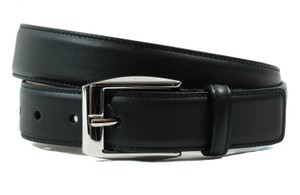 Gucci NWT GUCCI 336831 Square Buckle Leather Belt, Blue 95-38