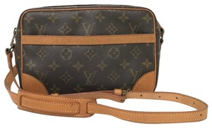 Louis Vuitton Trocadero 23 Monogram B00000543 Tote Cross Body Bag