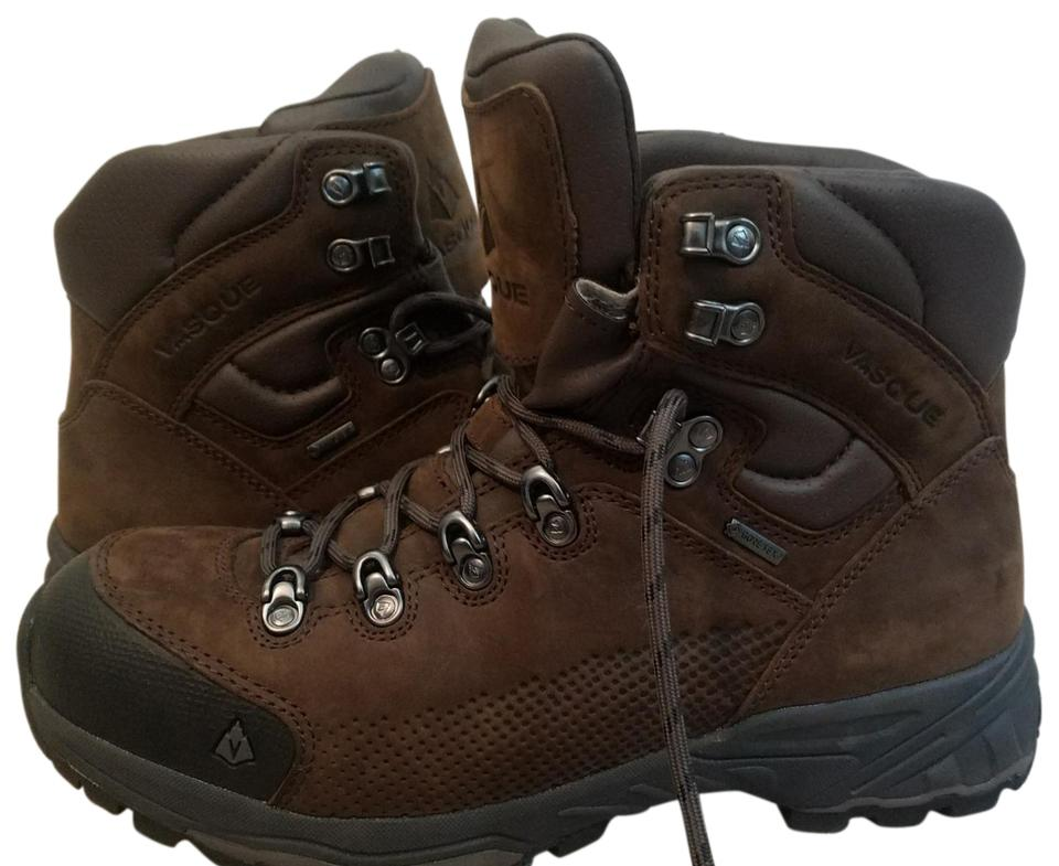 78a1303159c Vasque Brown Men's Backpacking Style 7160 St. Elias Gtx Boots/Booties Size  US 9 Narrow (Aa, N) 7% off retail