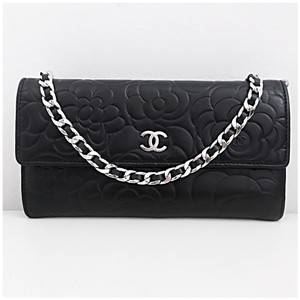 c49341543317 Chanel Camellia Wallets - Up to 70% off at Tradesy