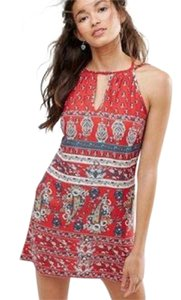 Band of Gypsies short dress Red on Tradesy