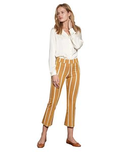 Avenue Montaigne Capri/Cropped Pants Sienna