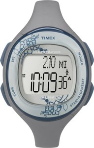 Timex Timex Female Sports Watch T5K485 Grey Digital