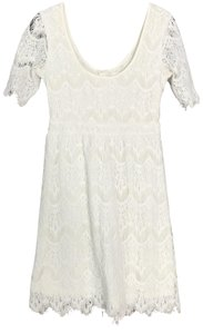 Pins and Needles Lace Dress