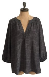 Joie Theory Equipment Ted Baker Addie B Top gray black