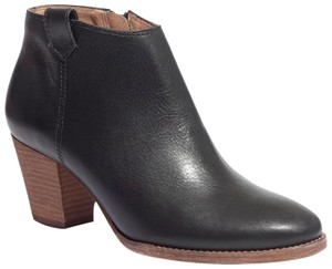 Madewell true black Boots