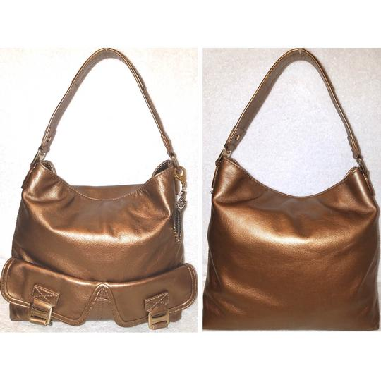 Michael Kors Extra-large Excellent Condition Leather Hobo Bag