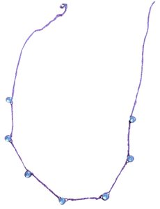 Other sterling silver necklace