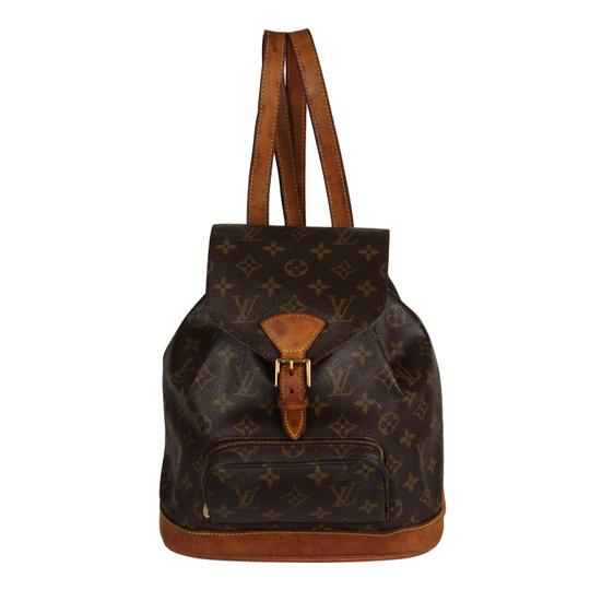 Preload https://img-static.tradesy.com/item/23357203/louis-vuitton-montsouris-6047-brown-canvas-backpack-0-1-540-540.jpg