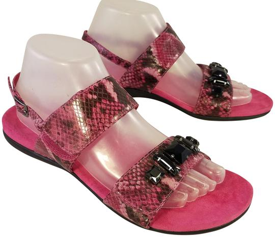 Preload https://img-static.tradesy.com/item/23357978/vionic-pink-snake-prints-with-glass-stone-decoration-sandals-size-us-8-regular-m-b-0-1-540-540.jpg
