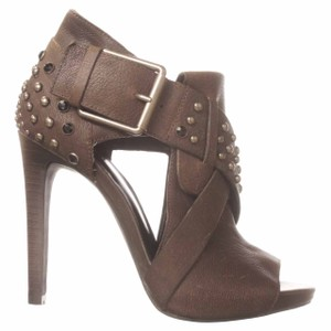 Luxury Rebel Brown Pumps