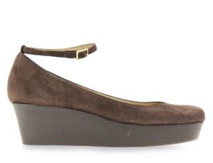 Kate Spade Brown Platforms