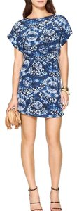 Piperlime short dress Blue on Tradesy