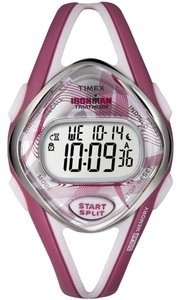 Timex Timex Female Ironman Watch T5K510 Grey Digital
