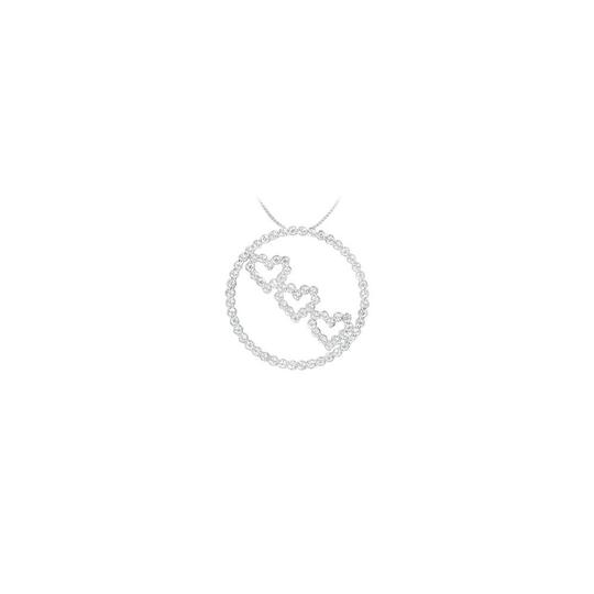 Preload https://img-static.tradesy.com/item/23359020/white-silver-cubic-zirconia-circle-and-heart-pendant-in-925-sterling-125-ct-necklace-0-0-540-540.jpg