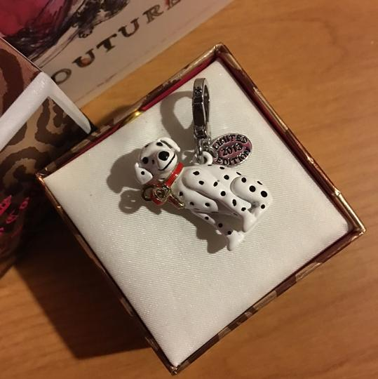 Juicy Couture NWT!! JUICY COUTURE SUPER RARE 2014 LIMITED EDITION DARLING DALMATIAN DOG CHARM!!