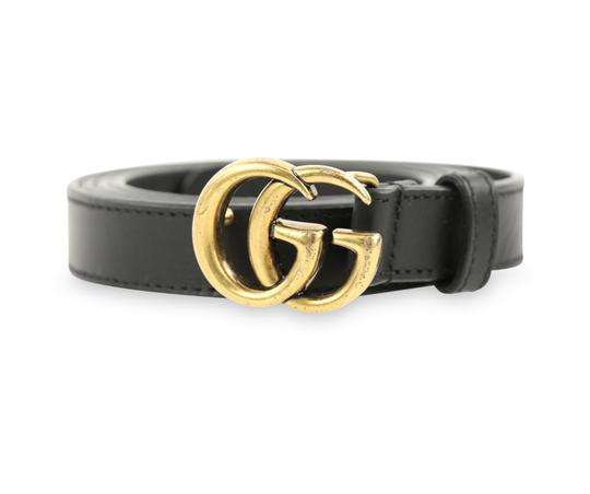 Preload https://img-static.tradesy.com/item/23359402/gucci-black-leather-with-double-g-buckle-belt-0-3-540-540.jpg