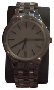 DKNY New DKNY Park Slope Gunmetal IP Stainless Steel Womens Watch NY2384