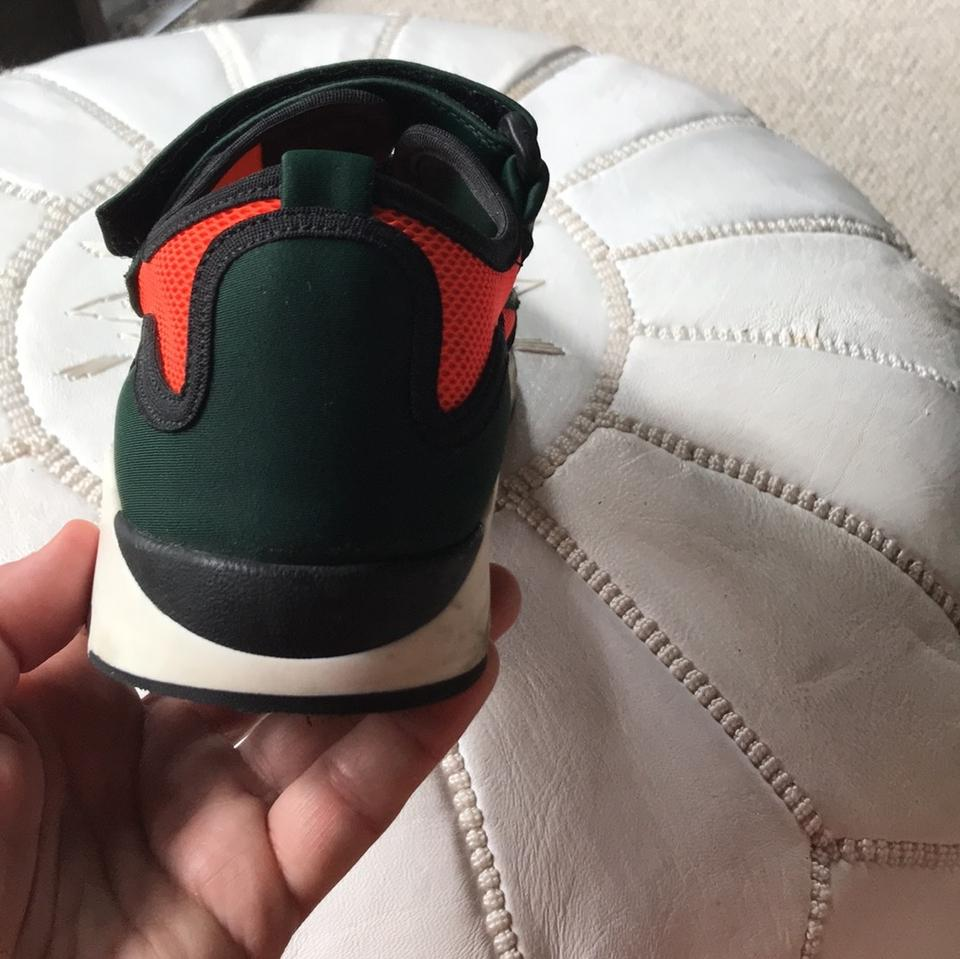 and Green Orange Dark Marni Sneakers wq0XO44H
